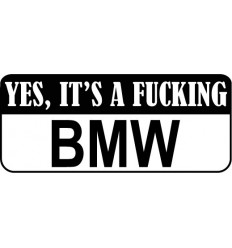 Yes BMW