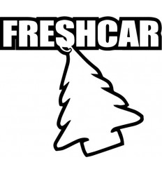 Stickers freshcar