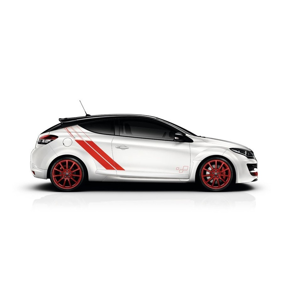 Stickers megane rs trophy