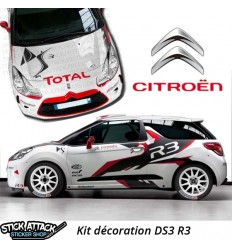 Stickers DS3 R3