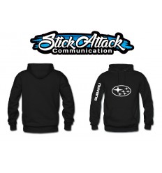Sweat shirt Subaru manche