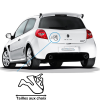 Stickers TRACÉ CIRCUIT Mornay