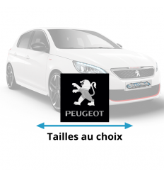 Stickers Logo Peugeot