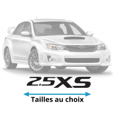 Stickers Subaru 2.5 XS