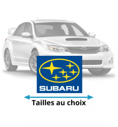 Stickers Subaru logo couleurs