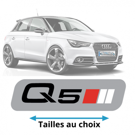 stickers audi q5 prix mini. Black Bedroom Furniture Sets. Home Design Ideas