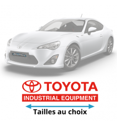 Stickers Toyota industrial equipment