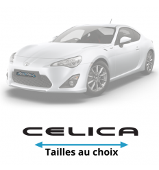 Stickers Toyota celica