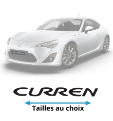 Stickers Toyota Curren