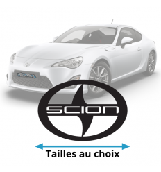 Stickers Toyota scion