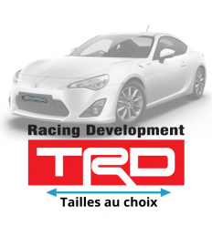 Stickers TRD Couleurs