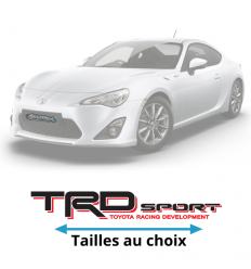 Stickers TRD Sport