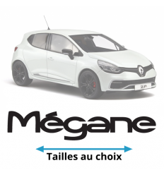 Stickers Mégane