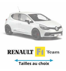 Stickers Renault F1 Team