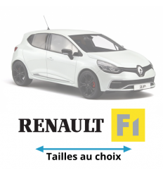 Stickers Renault F1