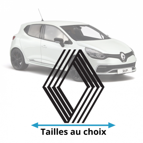 Stickers Logo Renault Style
