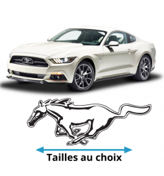 Mustang Cheval