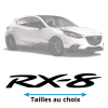 Stickers Mazda RX8