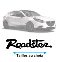 Stickers Mazda Roadster