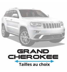 Stickers Jeep Grand Cherokee