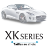 Logo Jaguar XK Series