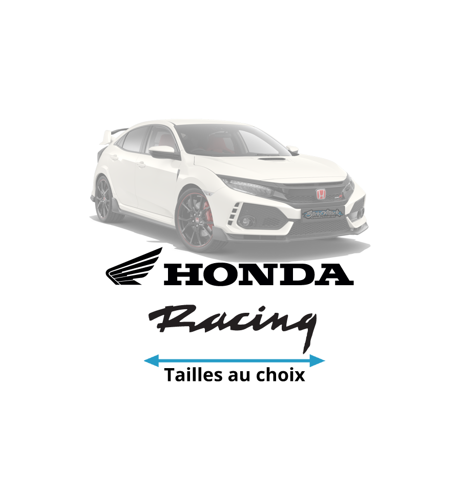 Honda Racing Hpd Decal – Quotes of the Day