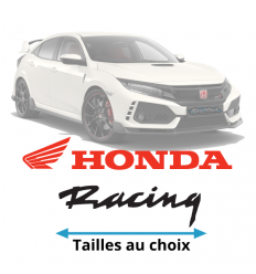 Stickers Honda Racing Couleur