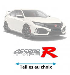 Stickers Honda Type R
