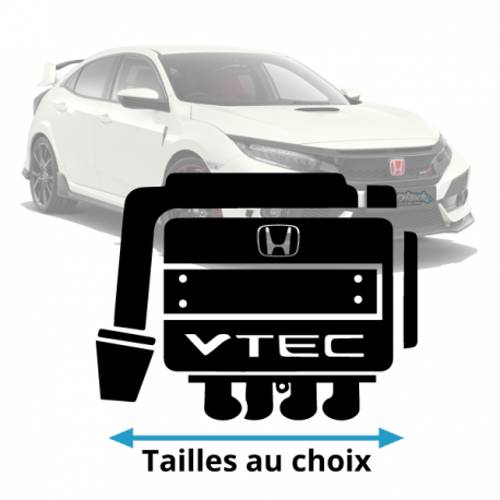 Stickers honda VTEC