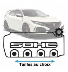 Stickers honda SOHC