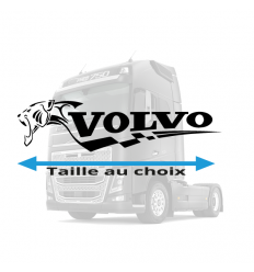Stickers Volvo lion