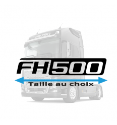 Stickers Volvo FH500