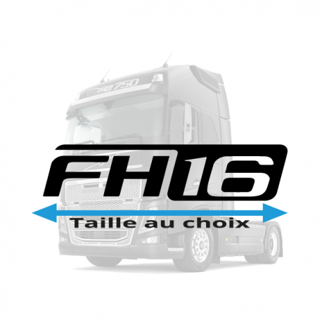 Stickers Volvo FH16