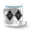 Stickers Losange Scania