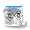 Stickers Losanges Scania Classic Vide