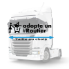 Stickers adopte un routier