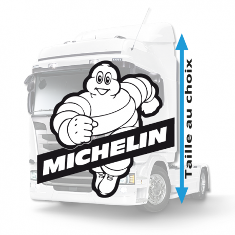 Michelin + Logo