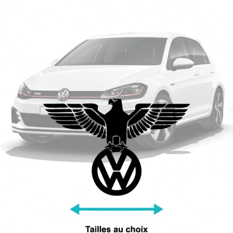 Stickers Eagle VW