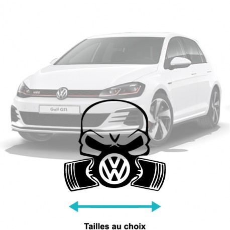 Stickers VW Gaz