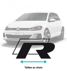 Stickers Volkswagen R