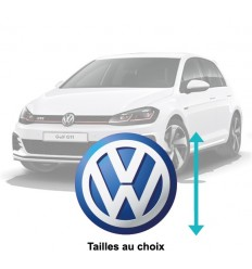 Stickers Volkswagen Couleur