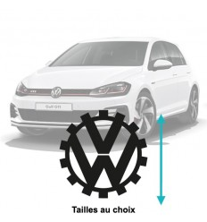 Stickers Volkswagen Engrenage