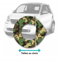 Stickers logo smart camouflage