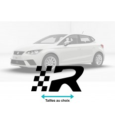 Stickers Seat R Logo