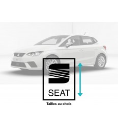 Stickers logo & ecriture Seat