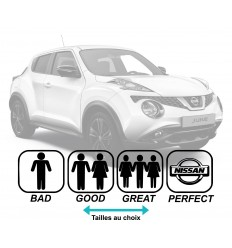 Nissan Life bad-good-great-perfect