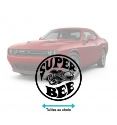 Stickers Dodge super bee