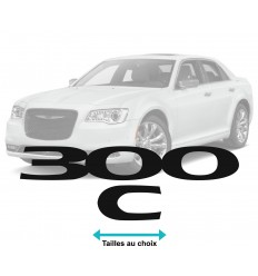Stickers Chrysler 300C