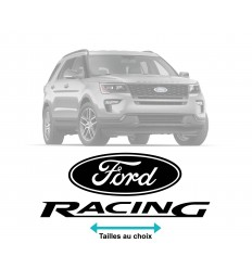 Stickers Ford Racing