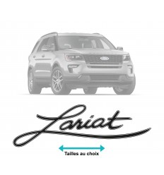 Stickers Ford Lariat